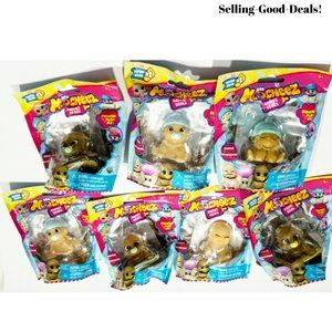 LOT OF 7 ORB Mocheez Babies Series 1 Collectibles